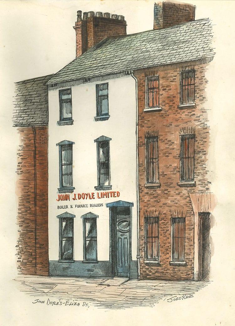 John J Doyle Ltd, 1928, Featured Image