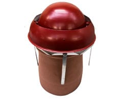Anti Down-Draught Dome Cowl Featured Image