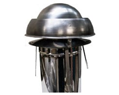 Anti Down-Draught Dome Cowl (Twin Wall flue) Featured Image