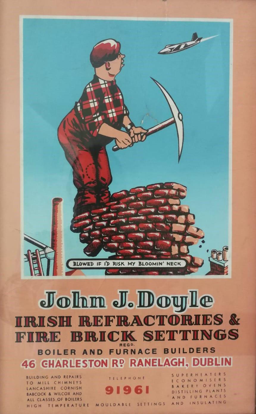John J Doyle Ltd, 1972, Featured Image