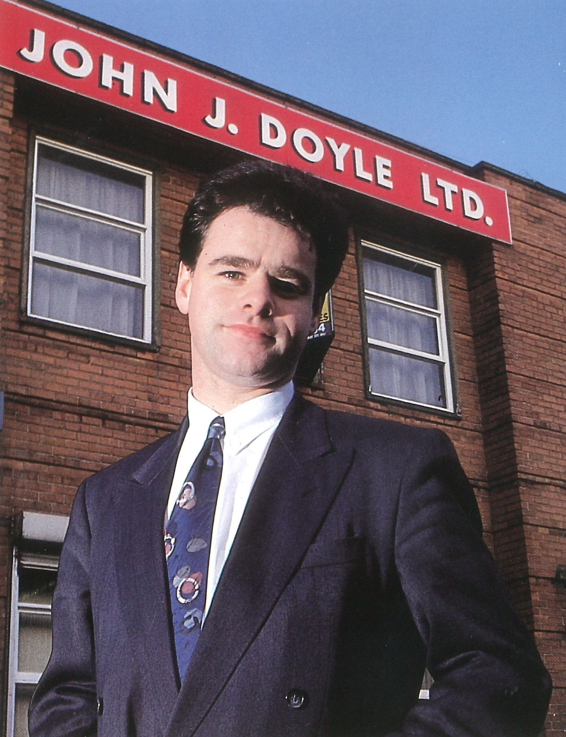 John J Doyle Ltd, 1987, Featured Image