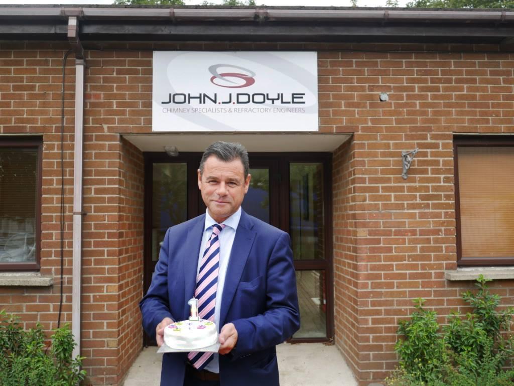 John J Doyle Ltd, 2016, Featured Image