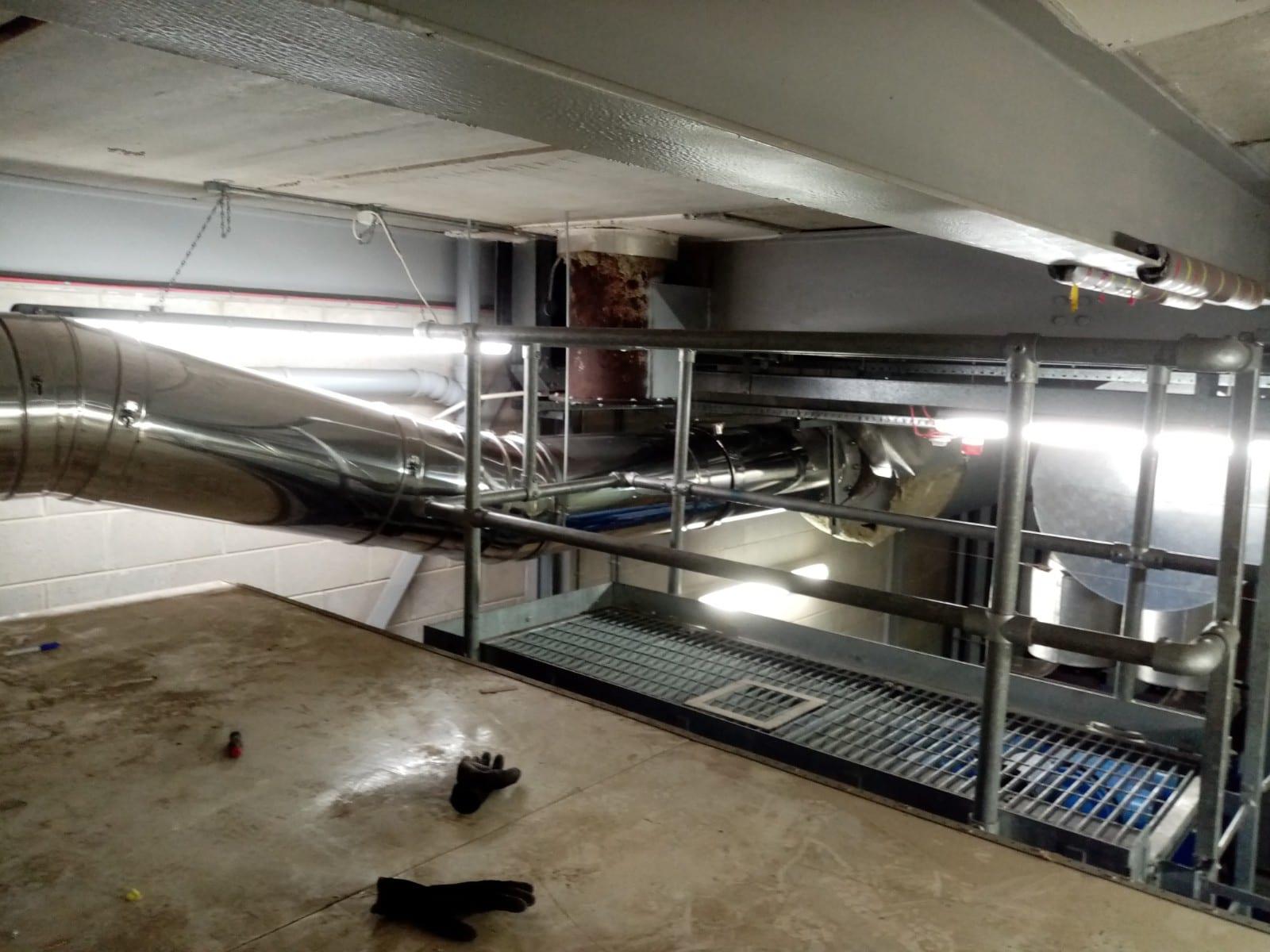 NI Water Generator Flue Gallery Image